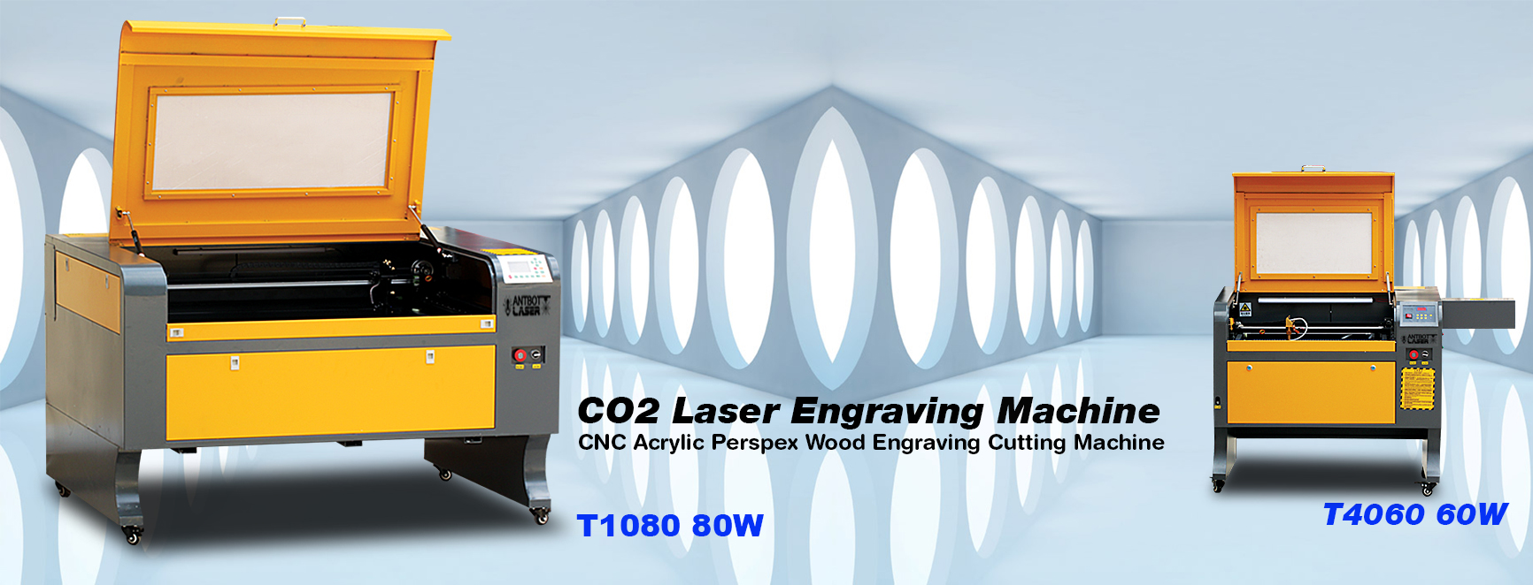 CO2 Laser Engraving & Cutting Machine